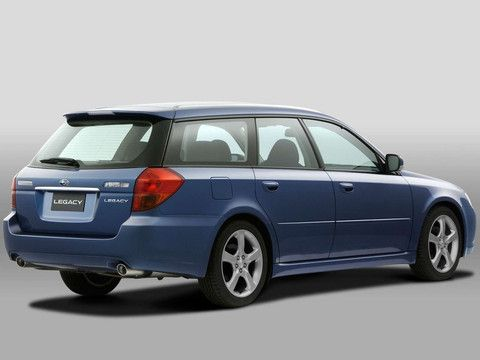 Subaru Subaru Legacy Repair Manuals Subaru