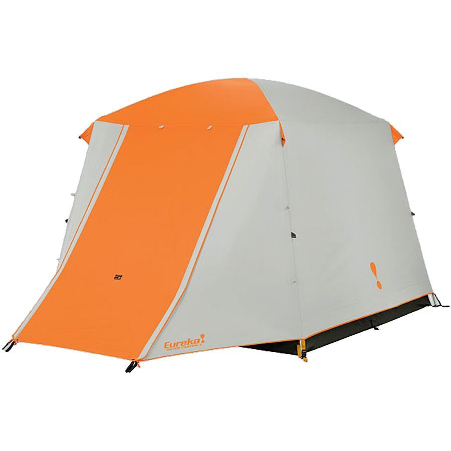 interior height - Eureka - Silver Canyon 4 Tent - One Color  sc 1 st  Pinterest & 6ft 6in interior height - Eureka - Silver Canyon 4 Tent: 4-Person ...