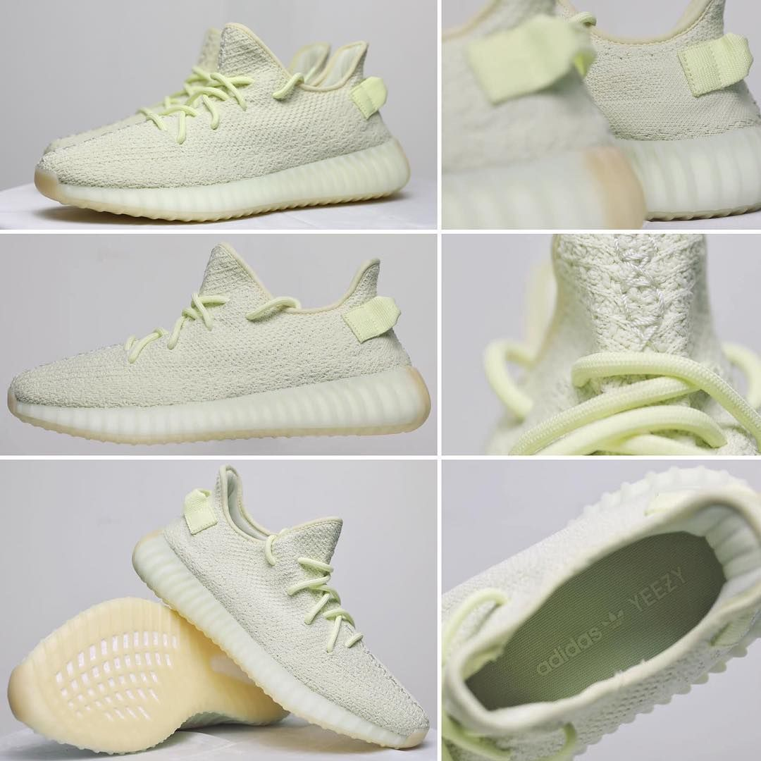 The adidas Yeezy Boost 350 v2 \u201cButter\u201d Releases In June 2018 for $220