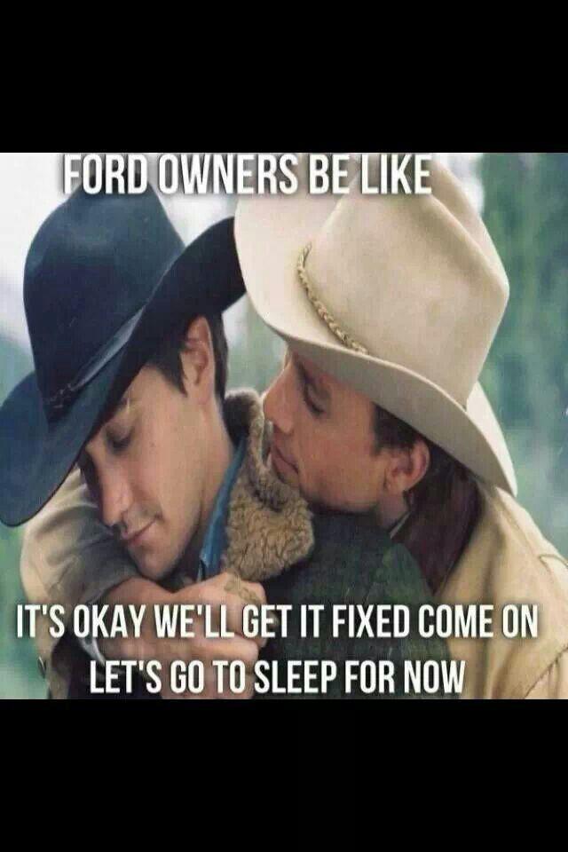 Broke Back Like A Rock Ford Jokes Mechanic Humor Chevy Vs Ford