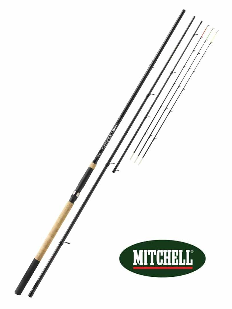 Canna Mitchell Tanager 363 Feeder 3.60 mt Azione 60-100 g