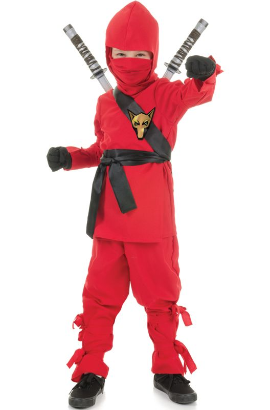 Become a ninja master this Halloween! Ninja Kids Costume Red - Boys Asian Warrior Costume includes matching red shirt mask hood and pair of pants ...  sc 1 st  Pinterest & ??????? ??????: 18 ??? ??????????? ??????? ? ??????.????????? ...