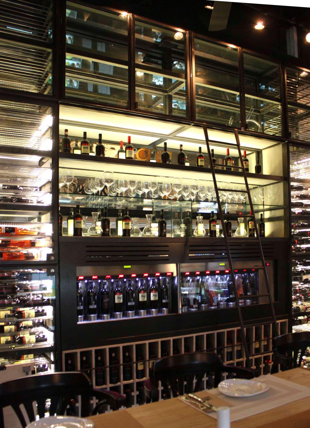 Wine Cellar Restaurant #Duvino #Wine Wwwvinoduvinocom