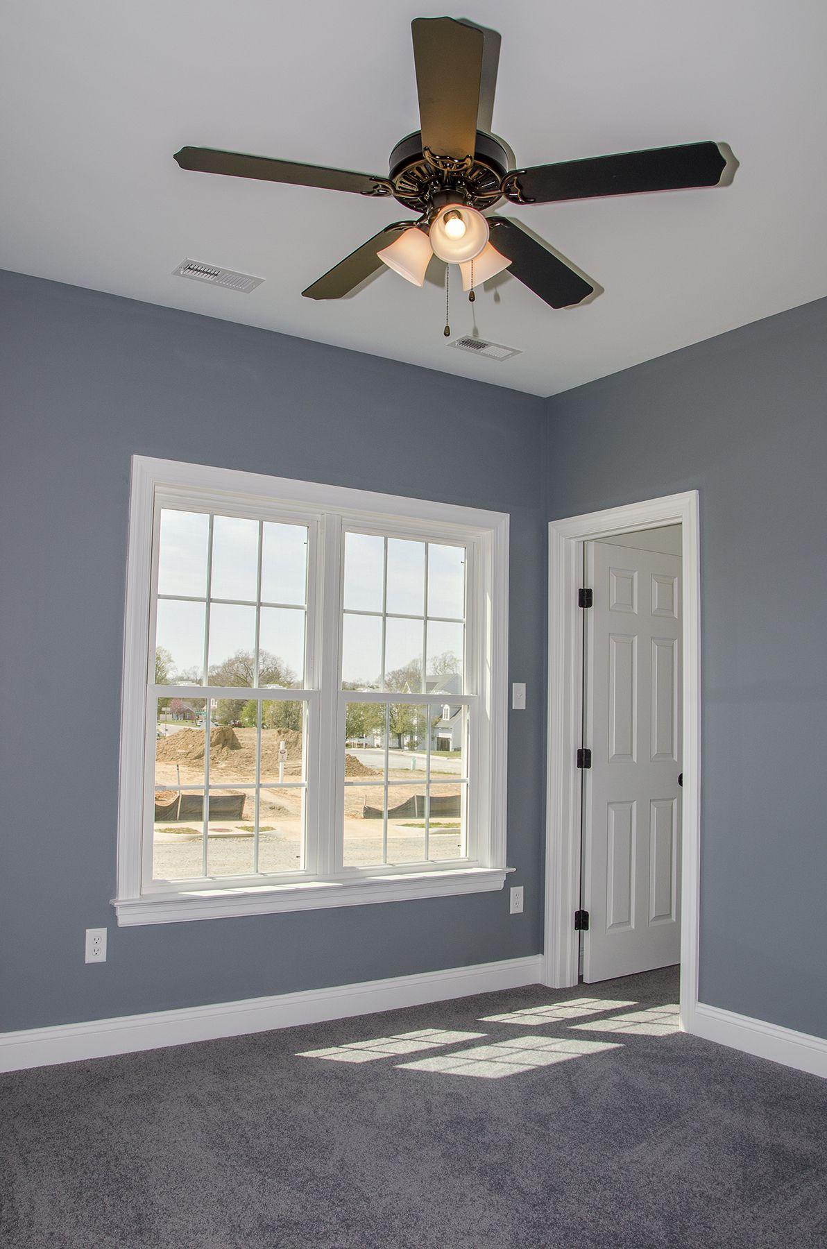 Kids Bedroom Or Guest Bedroom With Gray Blue Walls And Carpet Bedroom Designideas Balducci Bui Blue Walls Living Room Blue Carpet Bedroom Blue Bedroom Walls