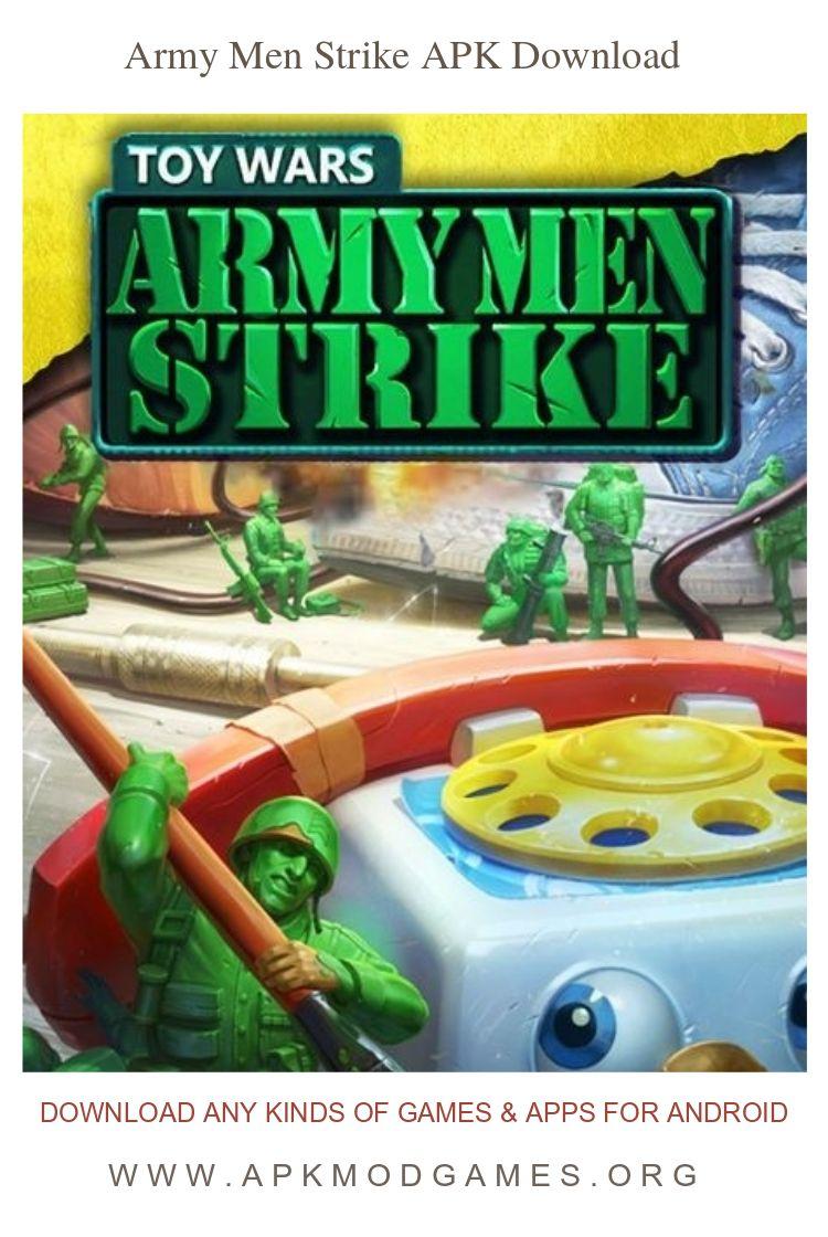 Army Men Strike APK v3.36.2 Download (Latest Vesion) in