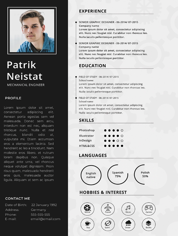 10 Mechanical Engineering Resume Templates Free Pdf Doc
