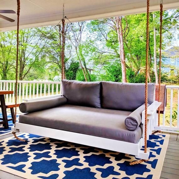 Pergola Design Kerala: The All American Bed Swing Is Well....American. It Has