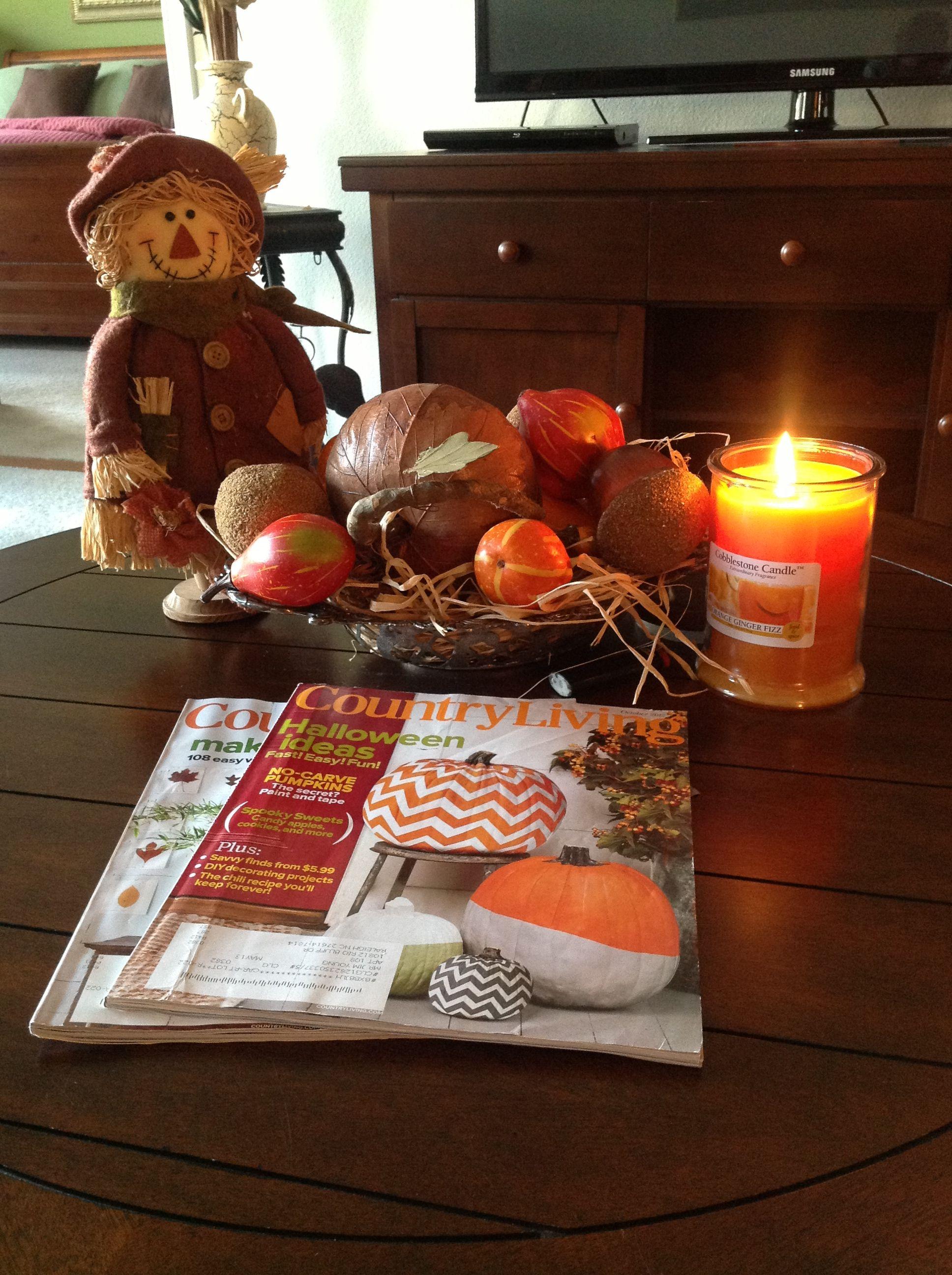 Enfeite De Outono ~ Fall decorations fall decor Pinterest