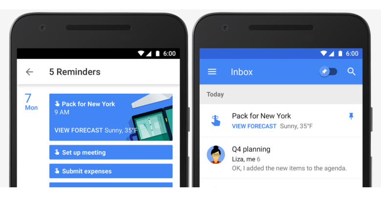 Google Calendar on Android and iOS gets Reminders, which work across