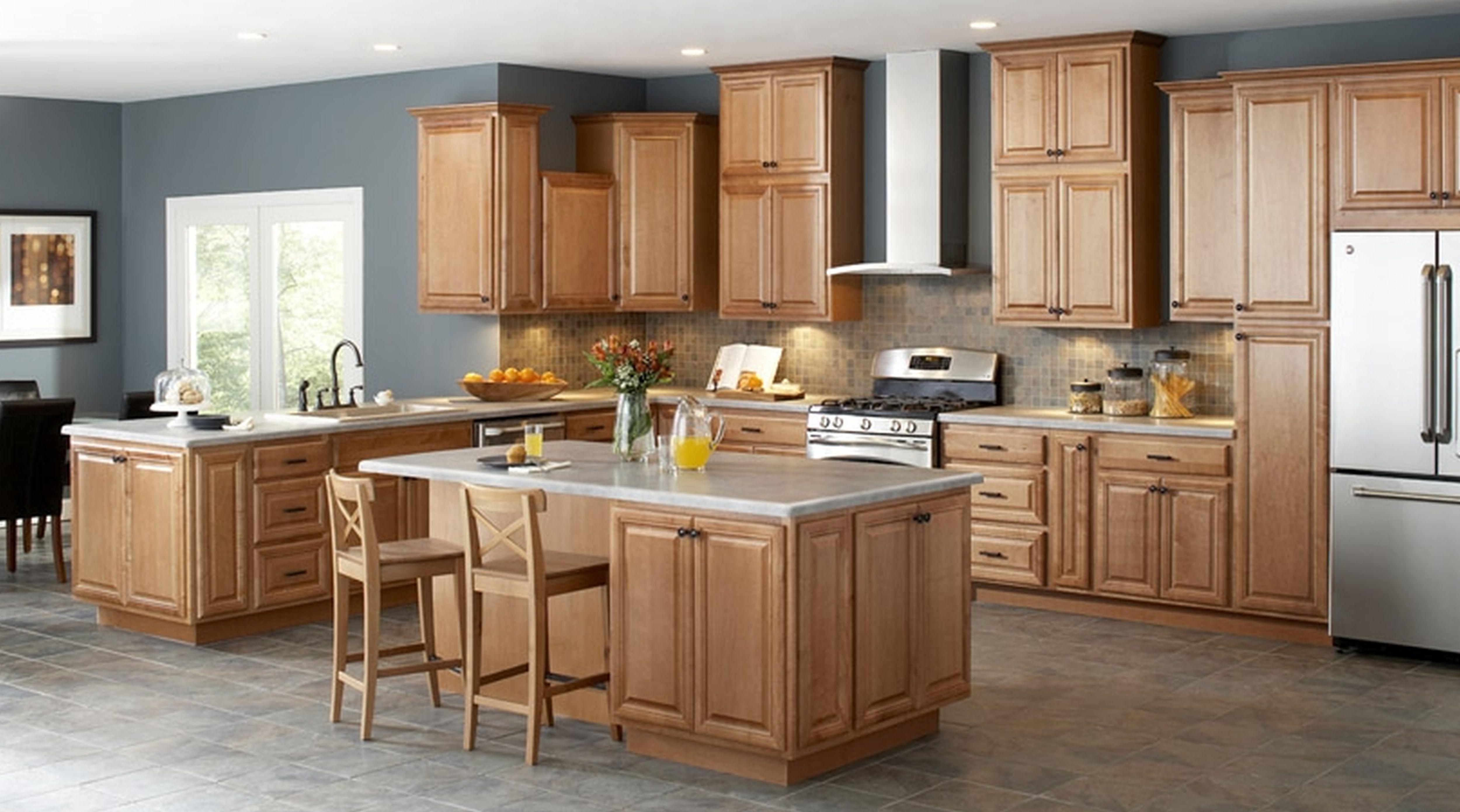 Pin By John Karissa Veirs On New Kitchen Kitchen Cabinet Styles Oak Kitchen Cabinets Kitchen Flooring
