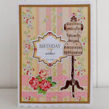 Handmade 60th Birthday Card Ideas For Sister Google Search