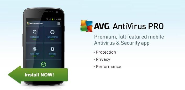 free avg app for android tablet