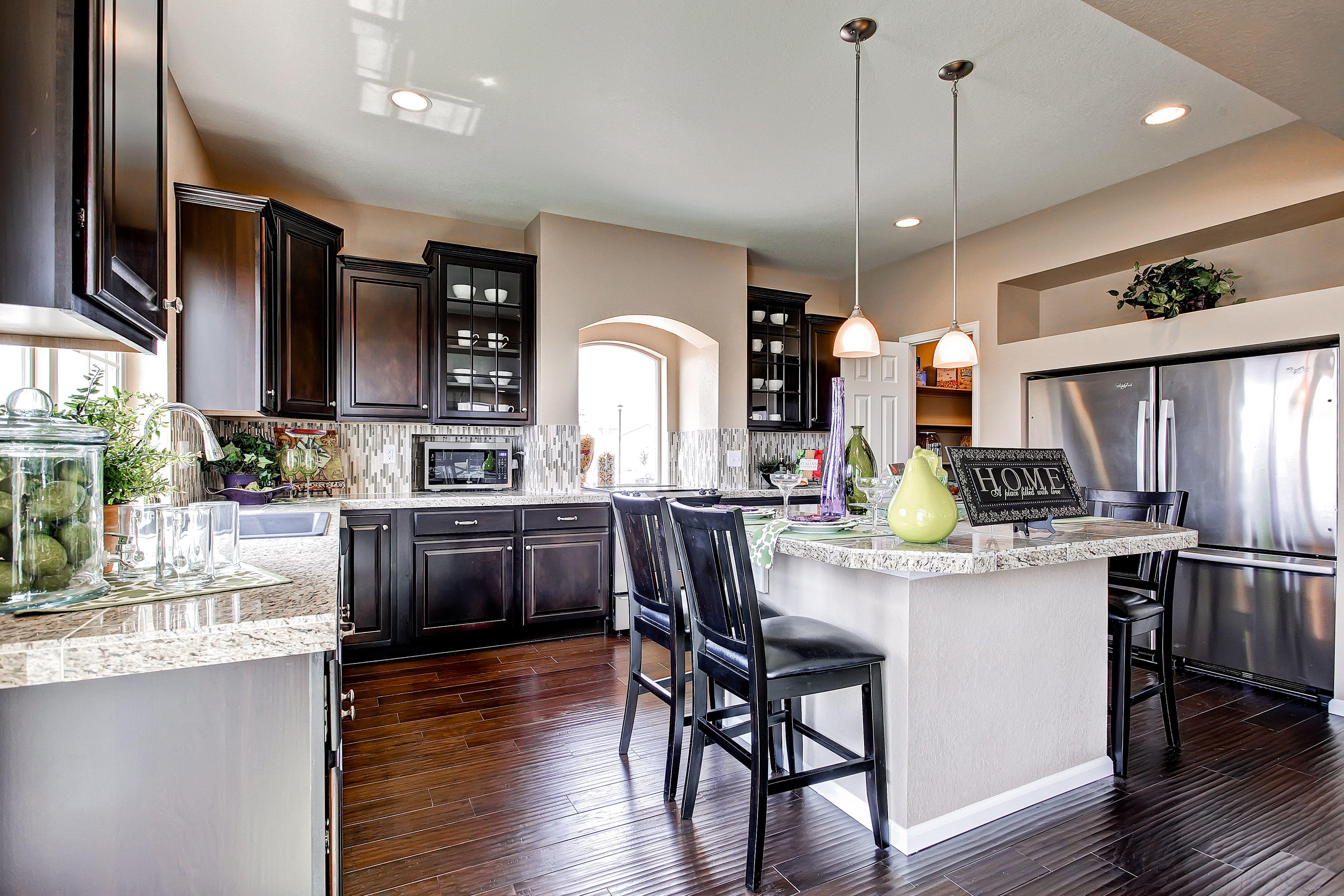 Amazing I Want That Fridge Oakwood Homes Home Kitchens Home