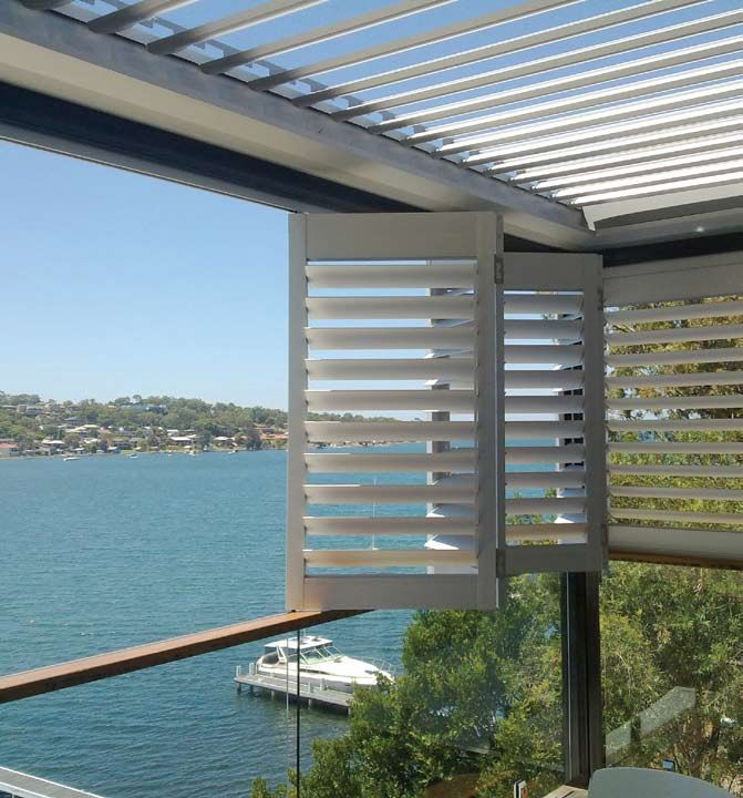 Vollay Aluminium Shutters And Louvres V5000 Adjustable