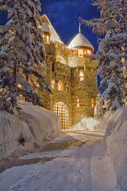 Castle Magic, Idaho