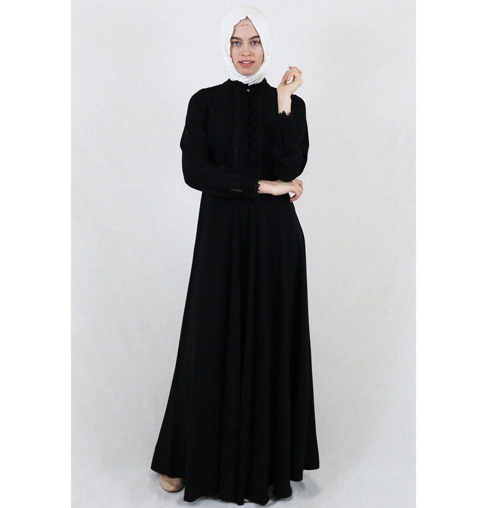 Puane formal dress with lace black pinterest simple long