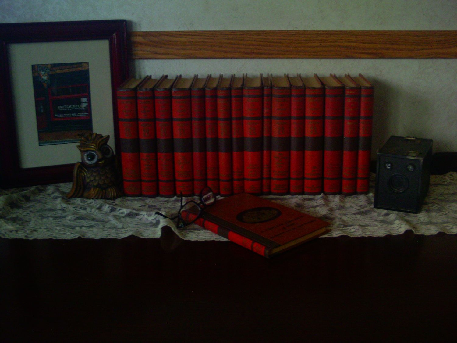 Book Collection-Books-Classic Books-Classics-Instant Library-Collection-Library Filler-Vintage Books-Photo Props-Vintage Book Sets. $65.00, via Etsy.