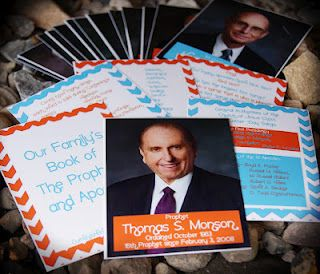 printable apostle cards.   *i love talented people who share their projects for free. - LDS