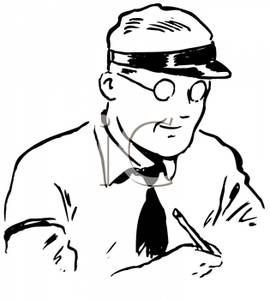 Sketch of accountant