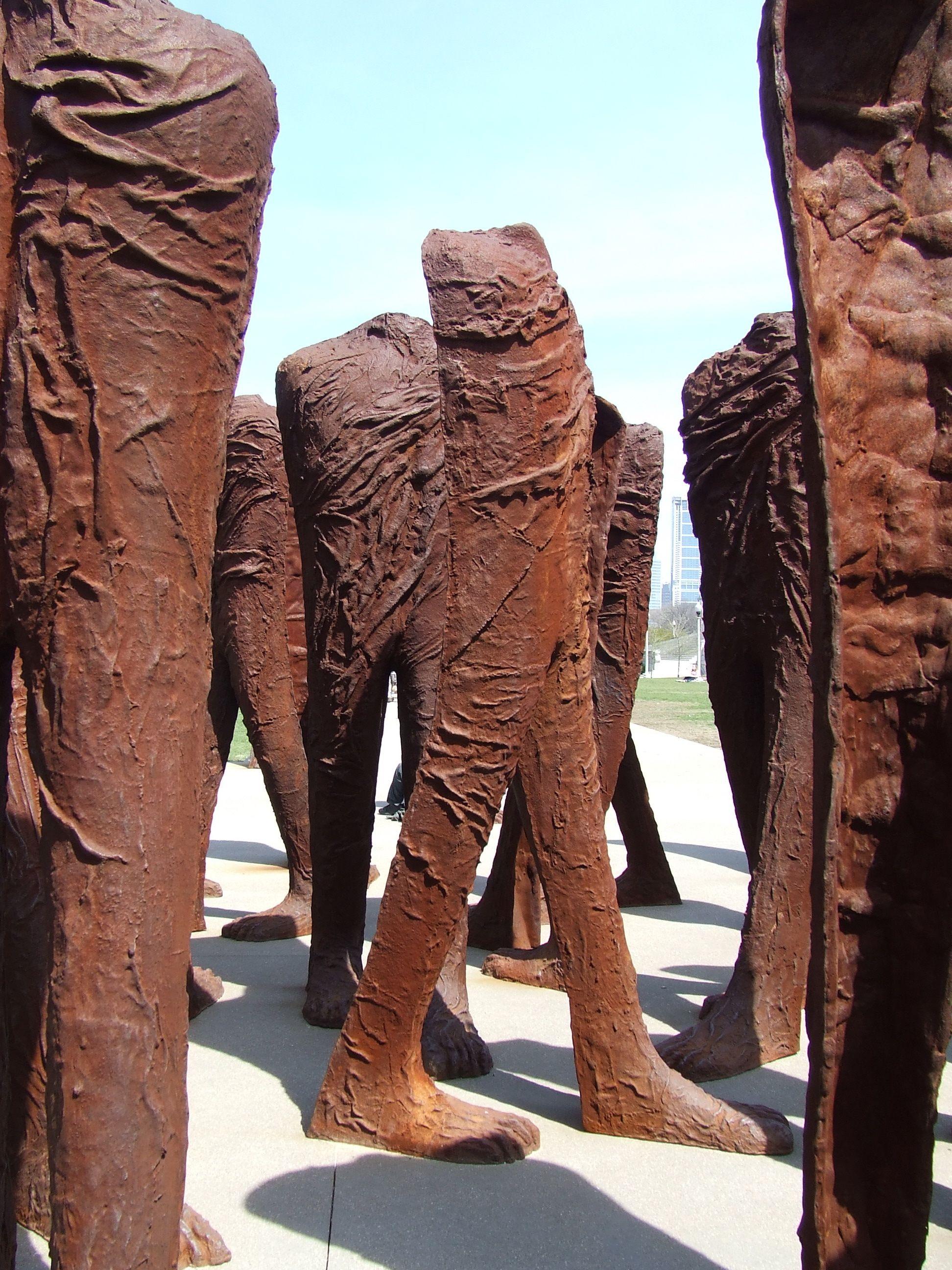 Agora Of Group 106 Headless And Armless