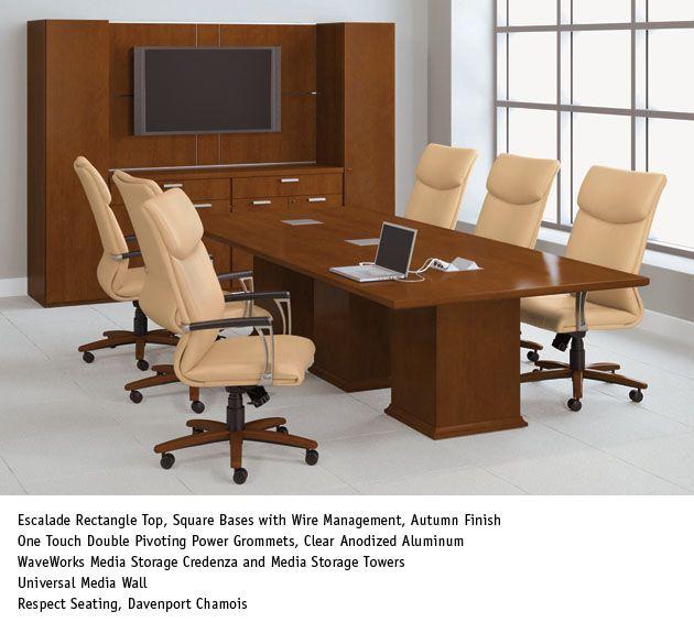 Cool Escalade Conference Table Waveworks Media Storage Credenza Download Free Architecture Designs Xoliawazosbritishbridgeorg