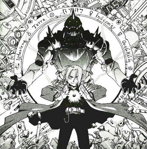 Edward And Alphonse Elric Fullmetal Alchemist Fullmetal Alphonse Elric