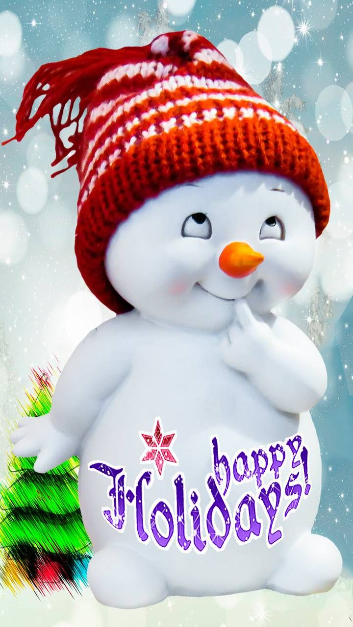 happy holidays you Wallpaper by - - Free on ZEDGE™
