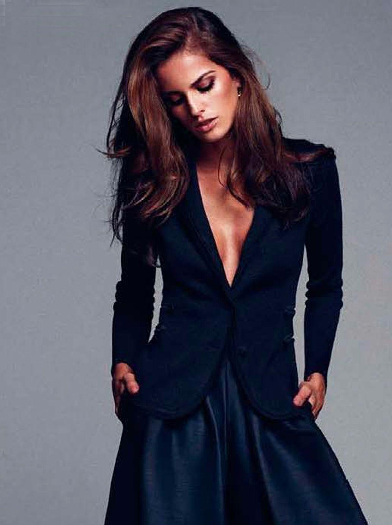 Izabel Goulart by Xavi Gordo for Elle Magazine Spain Sept 2014 _