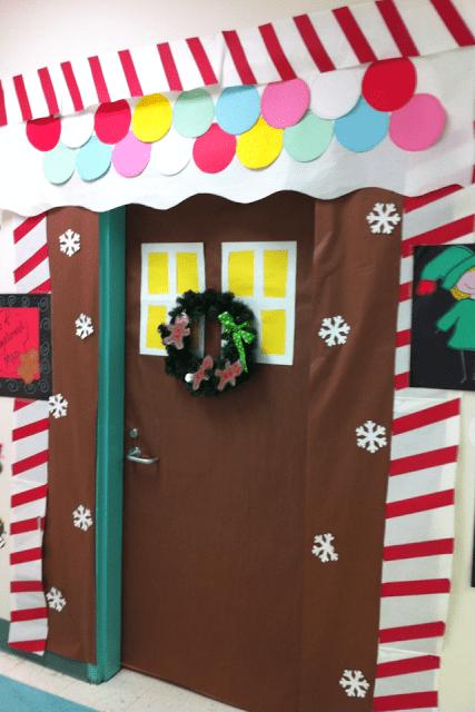 10++ Decoracion navidena en escuelas infantiles trends
