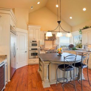 Kitchen Island Lighting For Vaulted Ceiling  Http Alluring Kitchen Island Lighting Design Review