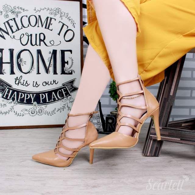 Sepatu Scarlett Evening Venesia 50741 Trend 2018 Sepatu Model