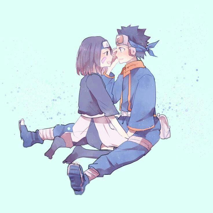 Pin de 𐐪•𐑂 morgan 𐐪•𐑂 em Naruto ♥♥   Melhores casais de ...