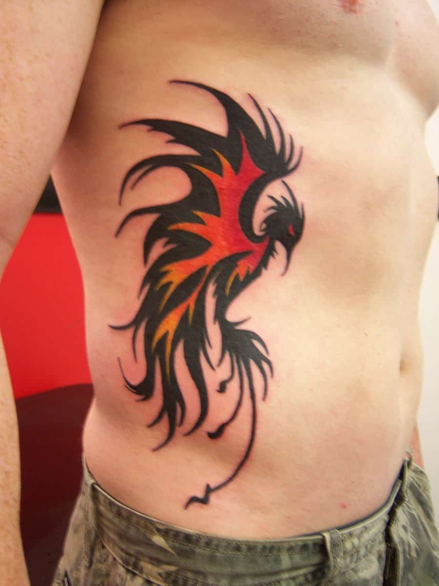 Women's tattoo designs on back symbolic meanings of phoenix tattoos for men  tattoos are awesome