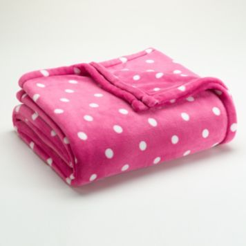 Kohls Throw Blankets Pleasing The Big One® Super Soft Plush Throw  My Apartment  Pinterest Design Inspiration