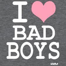 #good girls always <3 bad boys