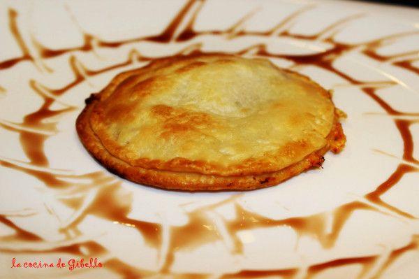 Empanadillas Redondas De Verduras Al Horno Receta Verduras Al Horno Verduras Recetas De Comida