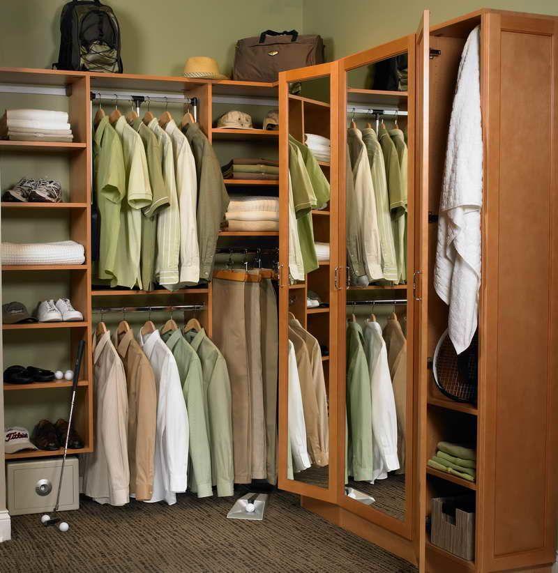 Charming Closet Systems Ikea: Mirrored Closet Doors For 3 Way Mirror