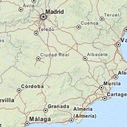 Map Of Vigo Spain Mapquest Bien Camino Spain Barcelona Spain
