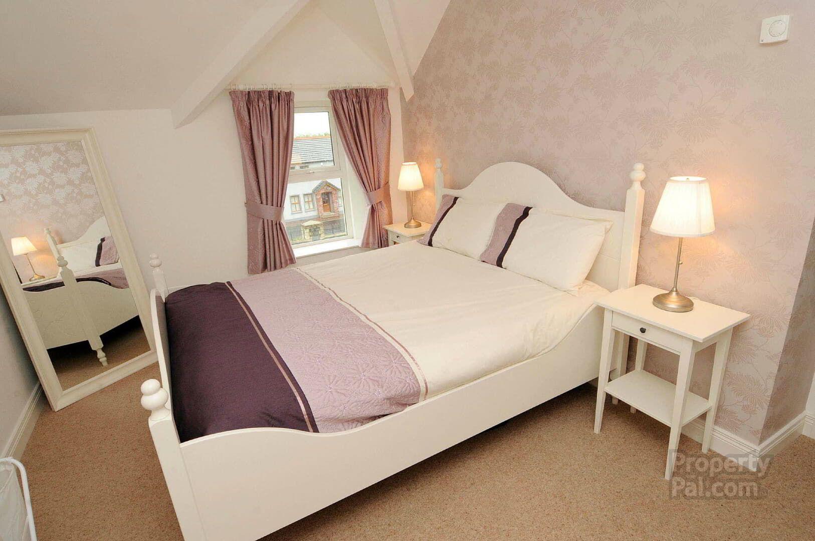 3 The Cloisters Priestland Road Bushmills bedroom