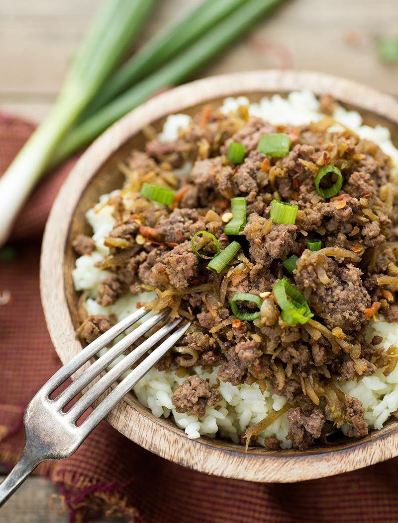 Easy Freezer Korean Bulgogi - Kiwi and Carrot   Recipe ...