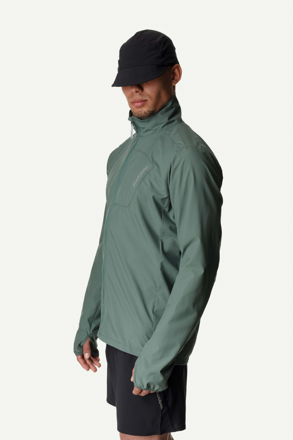 M S Air 2 Air Wind Jacket Houdini Sportswear Wind Jacket Jackets Breathable Jacket