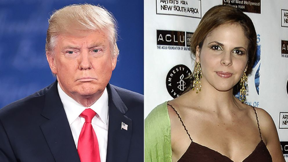 """Former Miss Arizona Tasha Dixon said Donald Trump walked into a dress rehearsal for the pageant in 2001 while the contestants were """"half-naked"""" and the women were told to """"fawn all over him,"""" according to an interview. Her comments appear to match up with what Trump told Howard Stern in an..."""