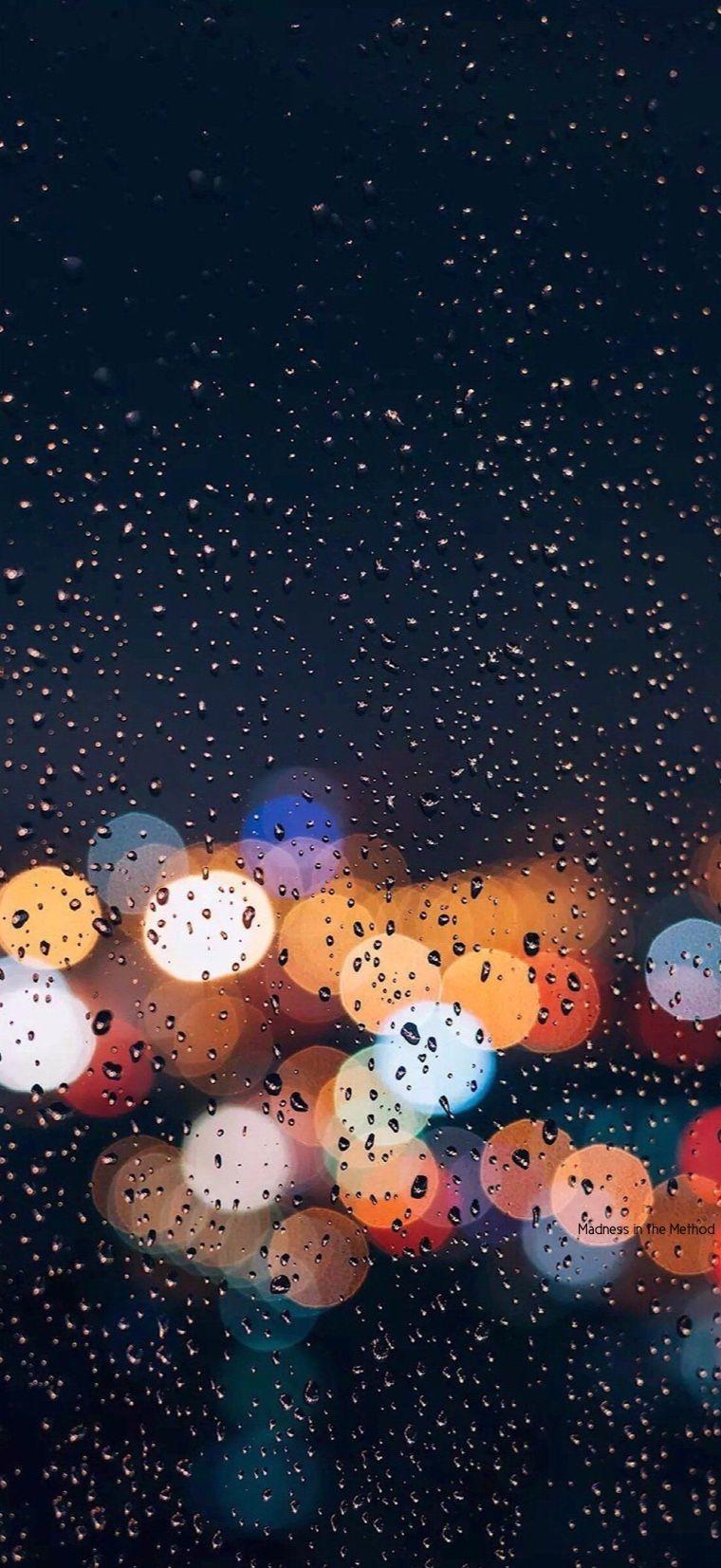 Rain Rainy Wallpaper Rain Wallpapers Mobile Wallpaper