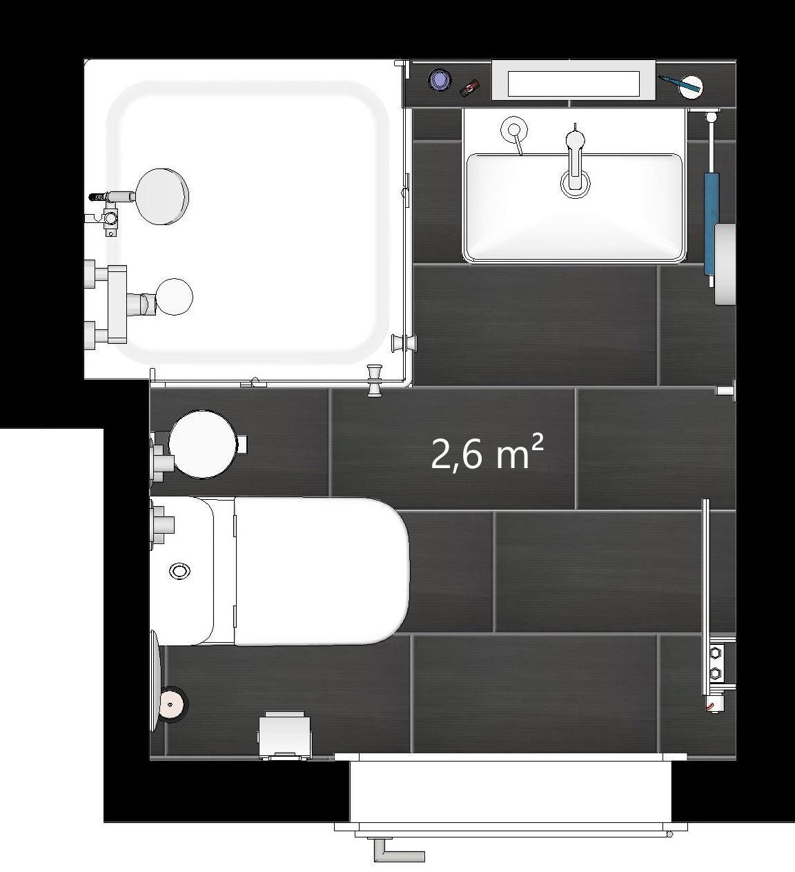 Badezimmer Mini Bad Bad Grundriss Und Kleines Bad Mit Dusche