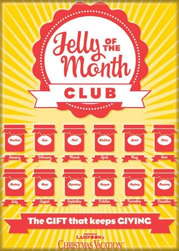 Jelly Of The Month Club National Lampoon's Christmas