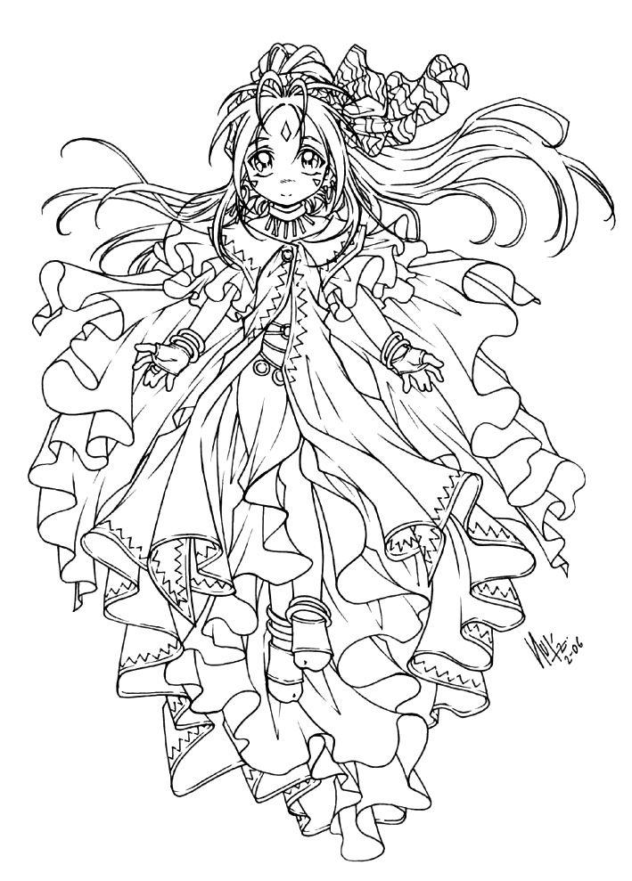Chibi fanart collection 02 by sureya on deviantart coloriage vierge pinterest coloriage - Coloriage manga livre ...