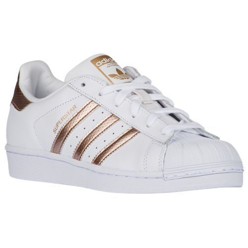 zapatillas adidas superstar bronce