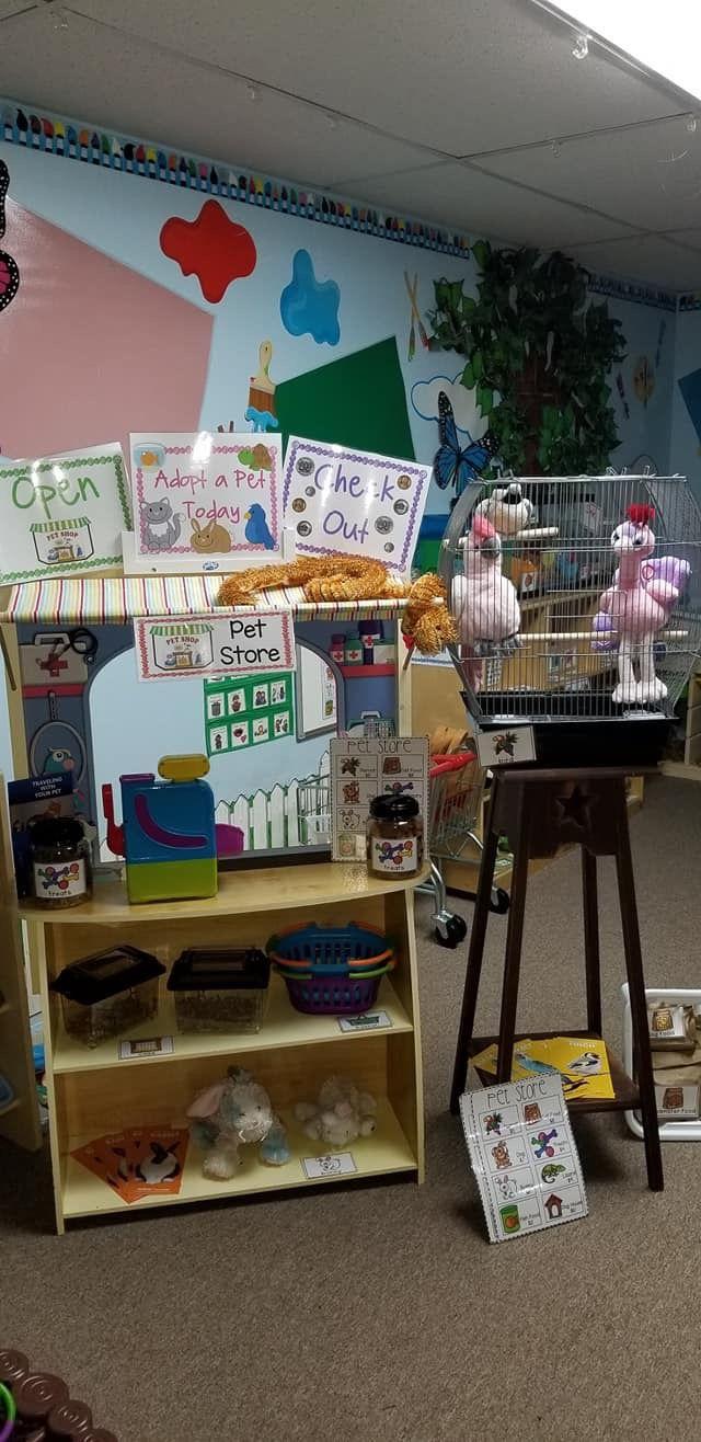 Pin By Mothers Day Out Ccc On Pet Shop June Pet Store Pet Shop Pets