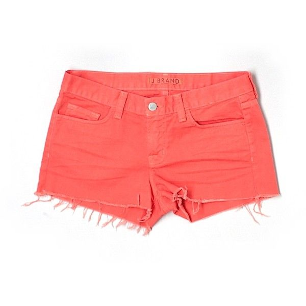 3995d6b1512 Pre-owned J Brand Denim Shorts ( 33) ❤ liked on Polyvore featuring shorts