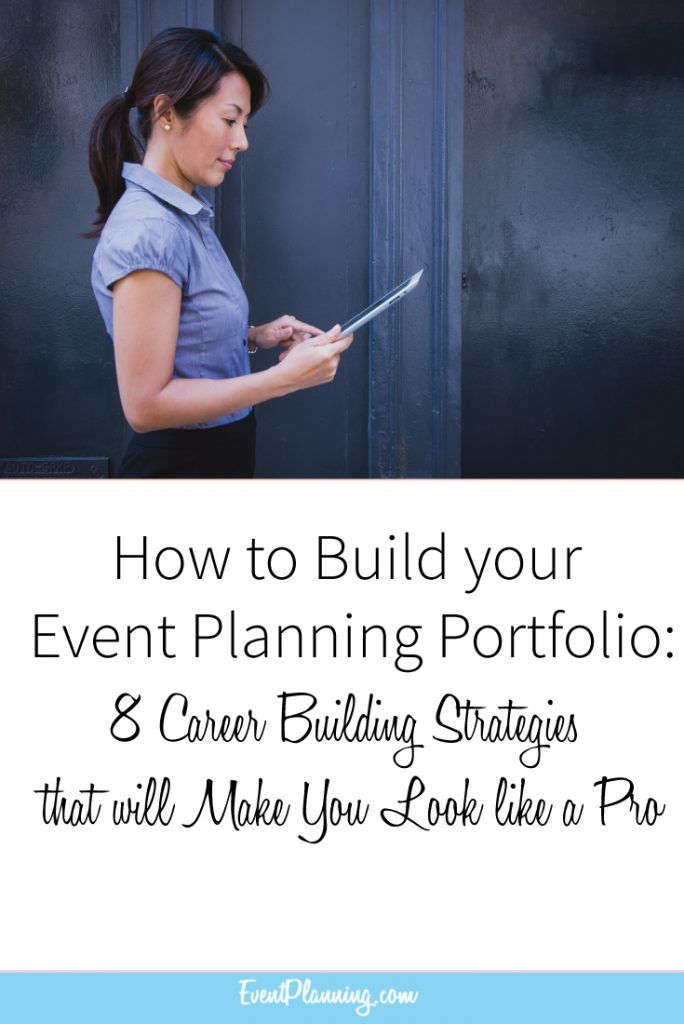 How To Build Your Event Planning Portfolio Event Planning Career Event Planning Tip Event Planning Portfolio Event Planning Website Event Planning Business